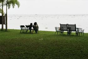 View From Punnamada Resort
