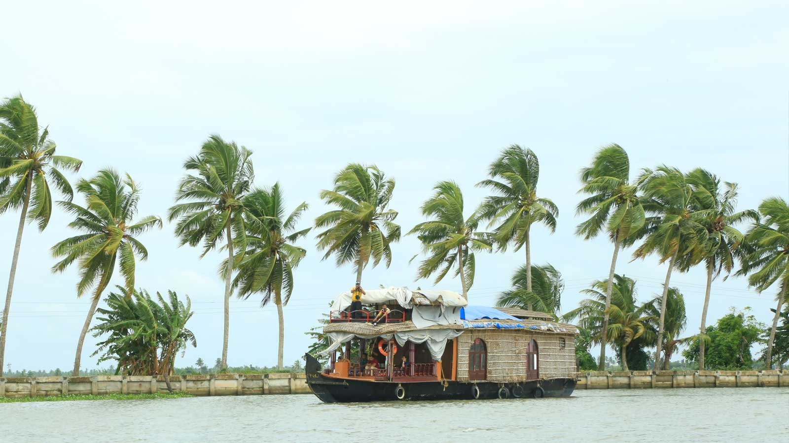 Enjoy your Trip in Alappuzha