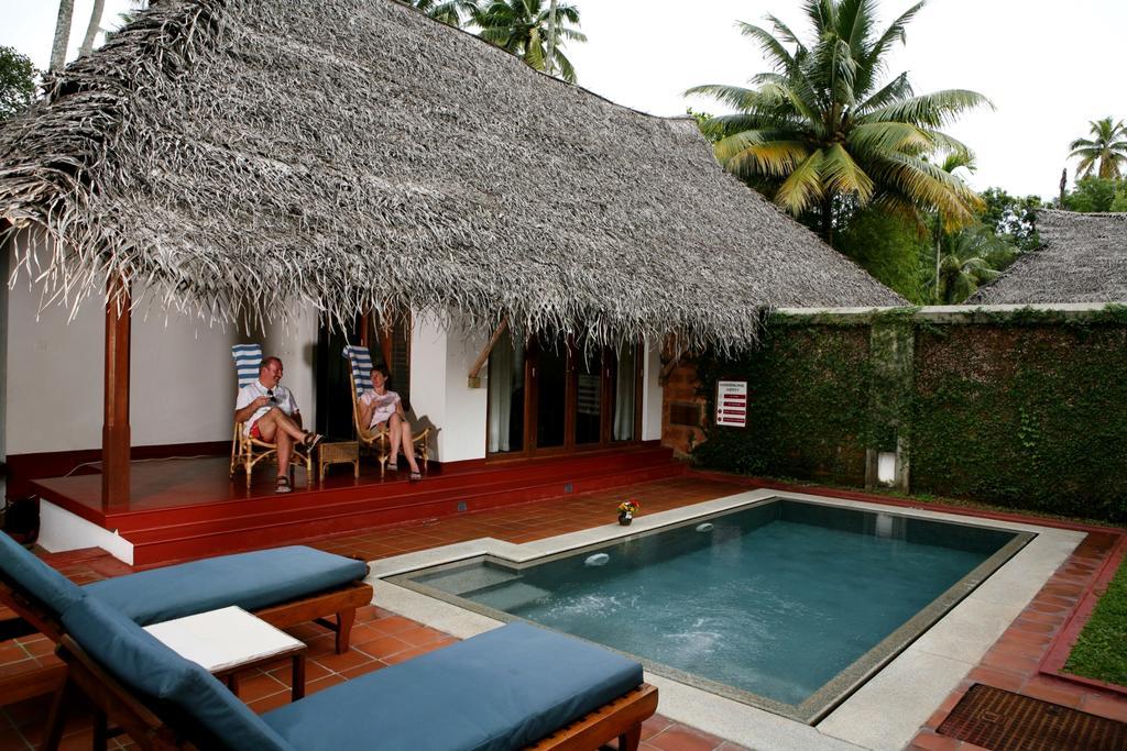 Marari Beach Resort Alleppey Kerala India